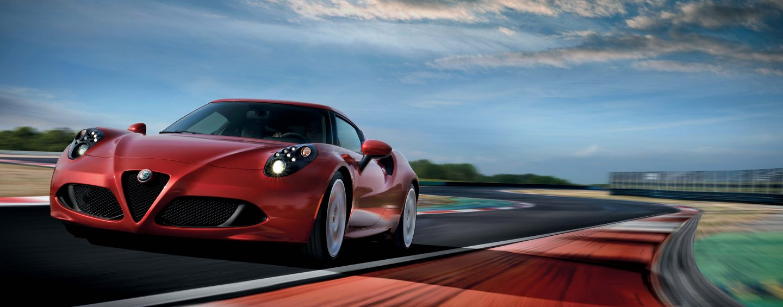 Alfa Romeo 4c New Supercar Australia