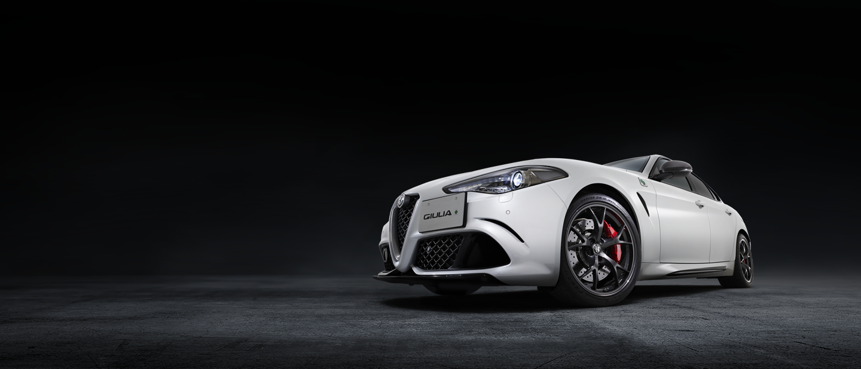Alfa Romeo Giulia Quadrifoglio World Class Performance